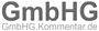 Gesetzeskommentar GmbH-Gesetz